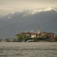 остров на озере Маджоре, Италия :: MVMarina
