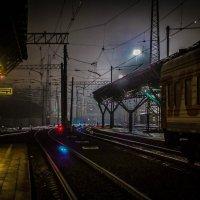 Самара ЖД вокзал ноябрь 2013 :: Ярослав Резник