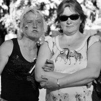 Под временем нещадным бьётся Женщина... :: Ирина Данилова