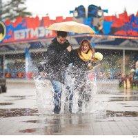 Дождь :: Андрей Гурьев