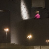 Сцена на балконе :: Людмила Синицына