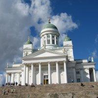 Лютеранский Кафедральный Собор. Хельсинки :: Ольга