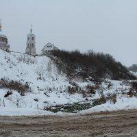 Спасо-троицкий храм село. Карачарово. :: Андрей Чиченин