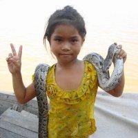 Дети озера Тонлесап :: svk