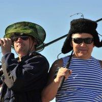 На рыбалку! :: Игорь Лариков