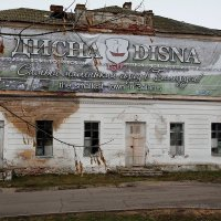 Дисна- самый маленький город в Беларуси. :: Лариса Кайченкова