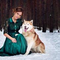 Зимняя прогулка :: Татьяна Зуева