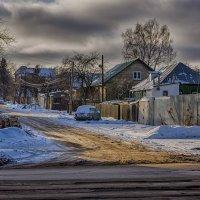 Зимняя :: Евгений Елисеев