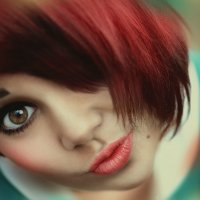 глазастый портрет :: Veronika G