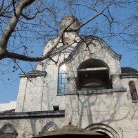 Шанхай. Свято-Никольский храм :: Андрей Фиронов