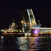 Развод мостов :: Tatiana Poliakova