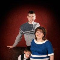 Семейный портрет :: Ольга Гришко