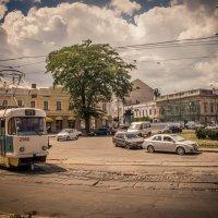 Одесские улицы :: Виталий Любицкий