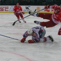 Это хоккей. :: Вячеслав