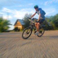 Я буду долго гнать велосипед... :: Владимир Хиль