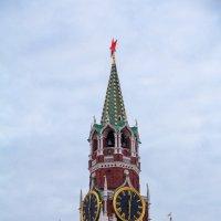 Спасская башня :: Павел Белоус