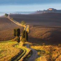 Станислав Савин - Тёплая осень в Тоскане