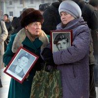 Светлая память павшим в боях в Афганистане :: Стелла Айдагулова
