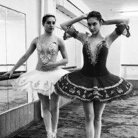 Уроки танцев :: Александр Сайковский