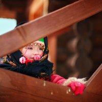 Выйду на улицу, гляну во село... :: Наташа Родионова