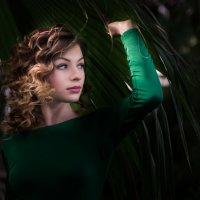 green :: Дарья Попова