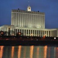 утро в Москве :: Иван Косачев