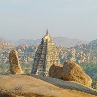 Индия. Храм Вирупакши. :: Дмитрий Боргер