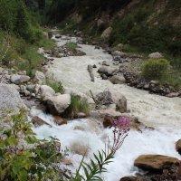 слияние двух рек :: Руслан Балтабаев
