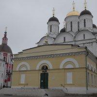 Церковь в Боровском Пафнутьевом монастыре :: esadesign Егерев
