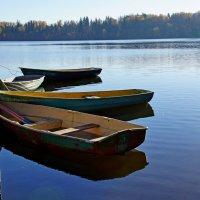 Лодки :: Владимир Воробьев