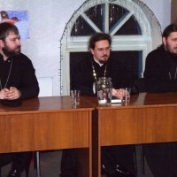 Встреча :: Владимир Колесников