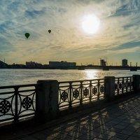 Городская река :: Евгений Углянский