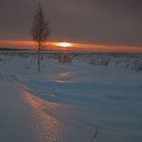 Куда зовет тропа заката... :: Владимир Комышев