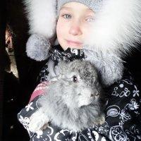 зайчики :: Валентина Степанова