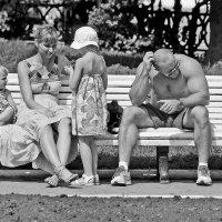 трое девок - один я :: Сергей Демянюк