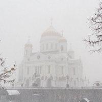 Храм Христа Спасителя :: Павел Белоус