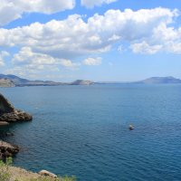 Крым, море :: Наталья Лунева