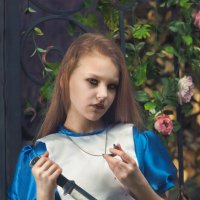 Алиса :: Наталия Шишкина