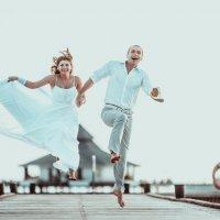 Свадьба на Мальдивах :: Виктор Бабинцев
