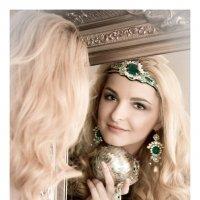 Рождественский портрет 1 :: Ekaterina Stafford