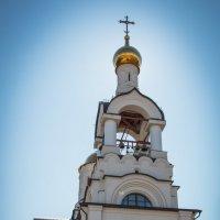 Храм в Сургуте. :: Анатолий Бахтин