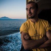 Прощание с островом :: Иван Чурин