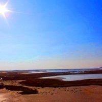 Солёное озеро Сиваш :: Денис Стеценко