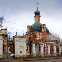 церковь екатерины на б.ордынке :: Александр Шурпаков