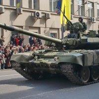 Танк Т-90 Владимир :: Владимир Тарасов