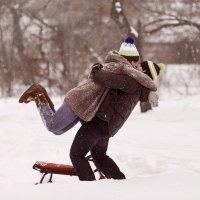winter :: Мария Буданова