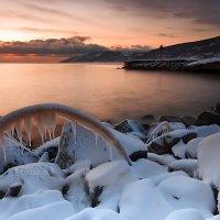 закат бухты Нагаева :: Антон Афанасьев