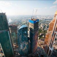 Moscow City :: Георгий Ланчевский