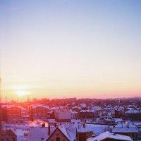 Морозное утро :: Влад Иванов