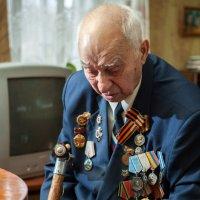 Воспоминания ветерана балтийца. :: Анатолий Евстропов